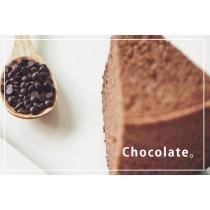 純粹, 戚風, 蛋糕, 7吋, 經典, 巧克力